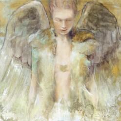 ANGEL BEHIND MY SHOULDER