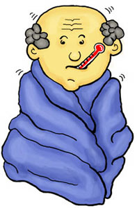 Are you suffering from the flu? See if you have all the symptoms