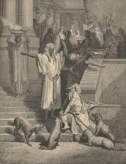 "Parable of the Rich Man and Lazarus (Or ""Dives"" and Lazarus) - Luke 16"