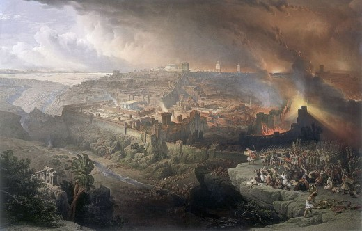 David Roberts, The Destruction of Jerusalem