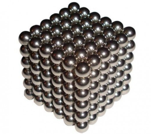 Original Magnetic balls color