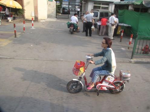 Popular mode of transportation