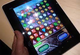 ipad Game Bejeweled