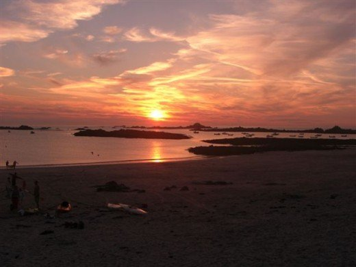 Cobo Sunset