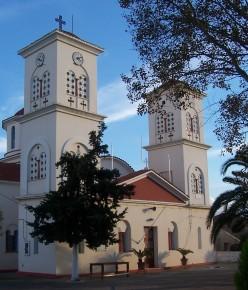 Church of the Panayia, Aroni, Akrotiri