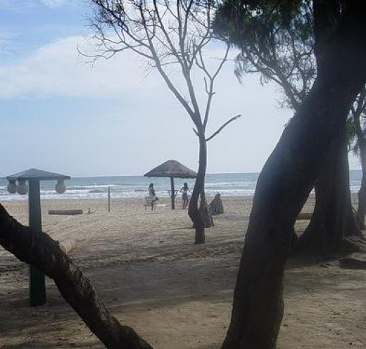 Nilaveli Beach, a top attraction in Trincomalee