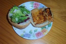 Tofu Bunwich
