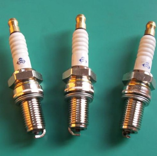 Replacing Motorcycle Spark Plugs