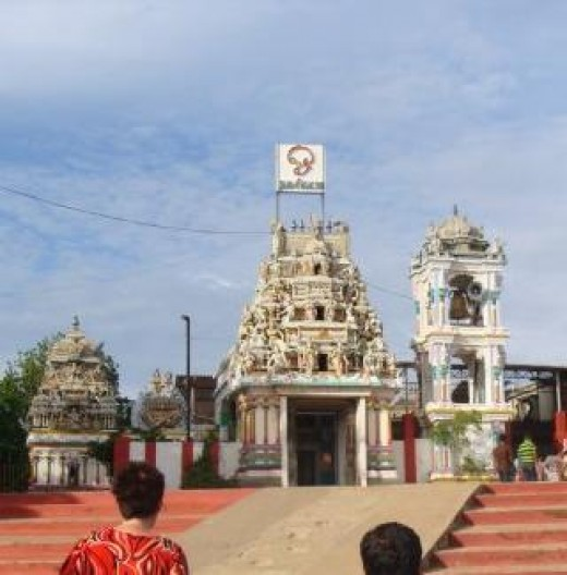 Koneswaram Hindu Kovil Trincomalee
