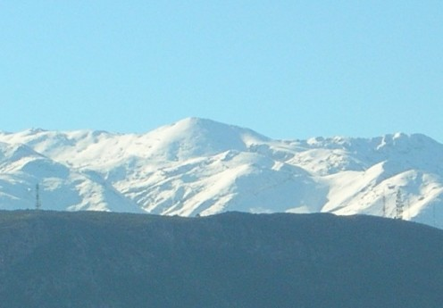 The White Mountains Lefka Ori