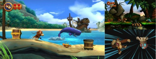 Wii Games to Play - Donkey Kong Country Returns