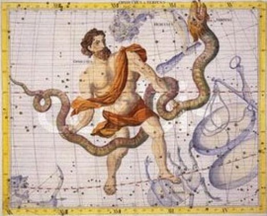 Ophiuchus, the Snake Bearer: 13th Zodiac Sign