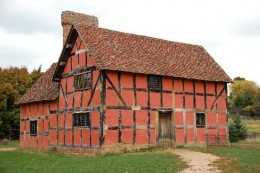 Every house in Englandland looks like this