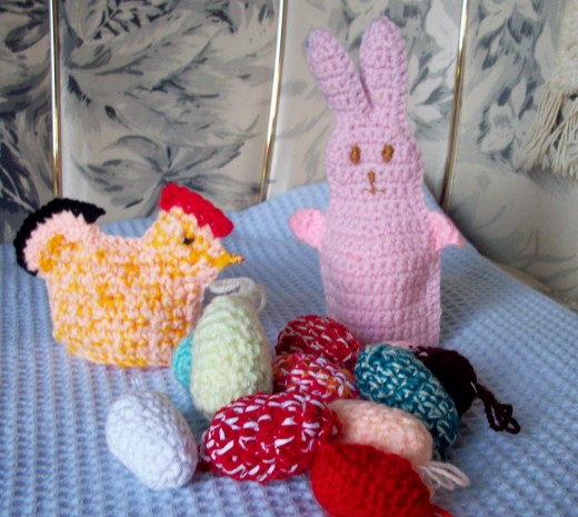 Crochet Spot » Blog Archive » Easter Crochet Patterns