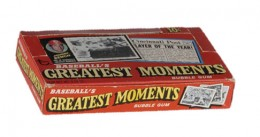 1971 Topps BB Greatest Moments Wax Box