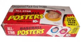 1970 Topps BB Poster Box