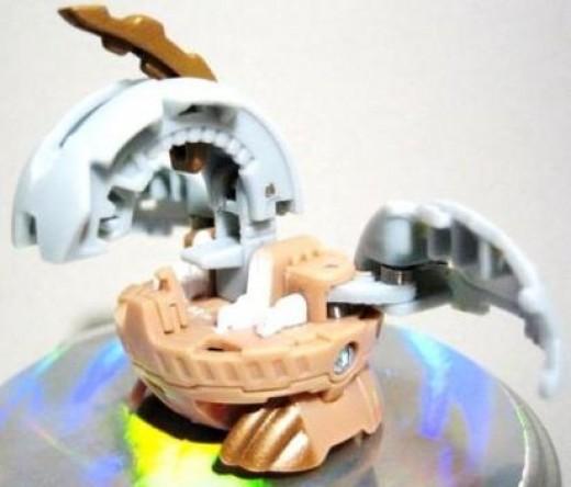Naga Bakugan: BakuSwap Two-Toned