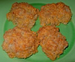Sausage Balls ready to eat