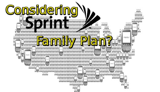 Is the sprint family plan any good a look at the pros for Spring family plans