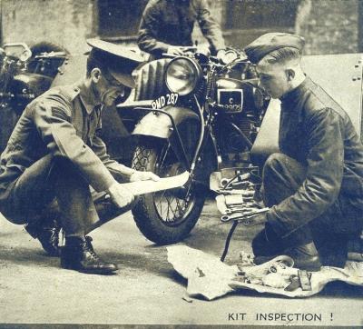 Big 4 kit inspection