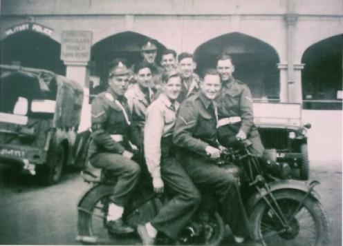 big 4 Cairo 1946