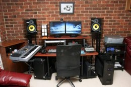 Tremendous Create Your Own Home Music Studio Design Your Own Home Largest Home Design Picture Inspirations Pitcheantrous