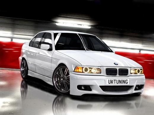 442989 f520 BMW E36 Sedan Tuning