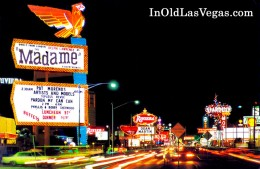 Las Vegas in 1965
