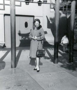 Mom in California 1965