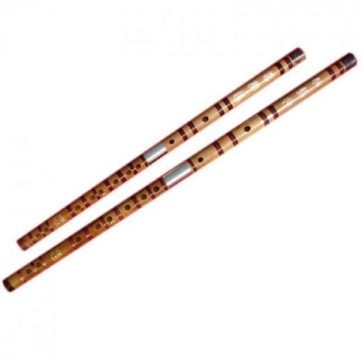 Traditional Chinese Dizi