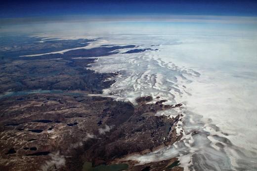 Greenland Ice Caps