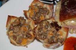 All Star Sausage Wraps