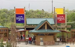 Utah's Hogle Zoo sign