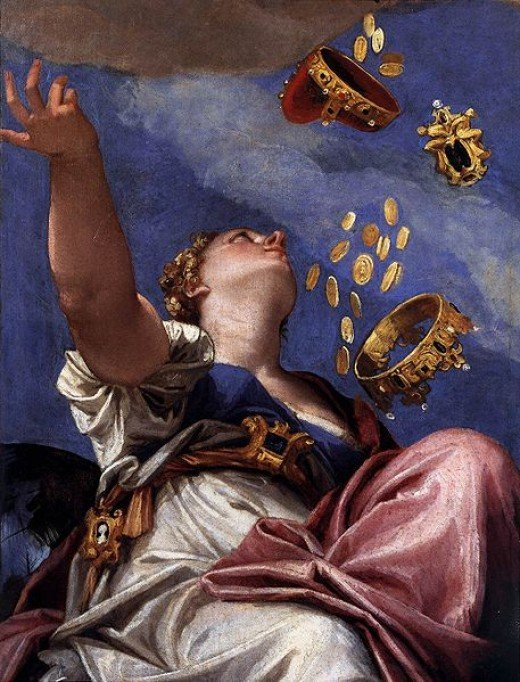 I love this art by Paolo Veronese