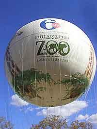 Philadelphia Zoo sign