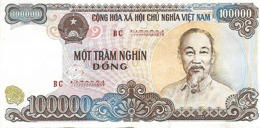 Vietnam forex rate