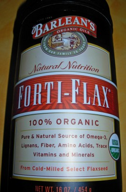 Barleans's Organic Flax Seed