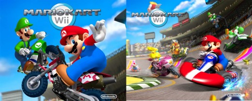 Wii Games to Play with Friends - Mario Kart