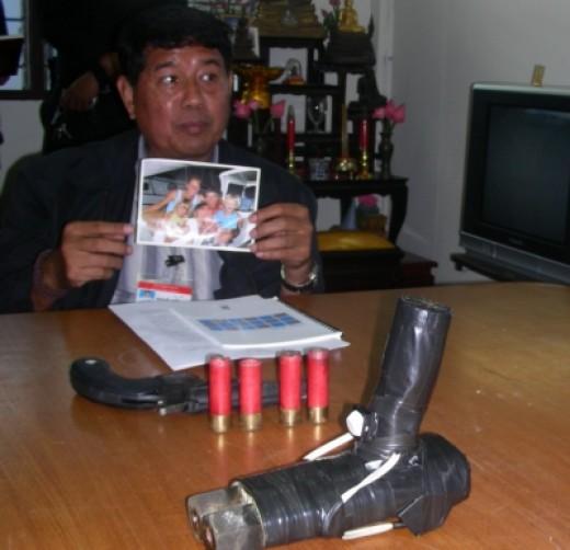 The Homemade Gun