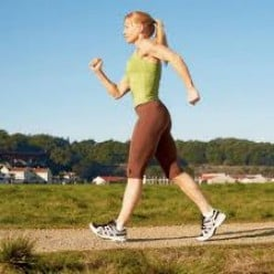 30 to 45 mins of exercise a day, 5 times a week