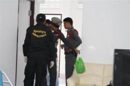 Chalong's Keystone Cops