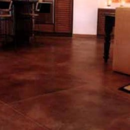 concrete staining do it yourself. Black Bedroom Furniture Sets. Home Design Ideas