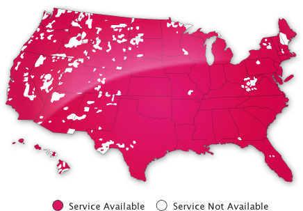 Alleged Service Map