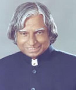Dr. A.P.J. Adbul Kalam