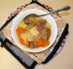 Delicious beef stew from HubPages...see the link for beef stew above!