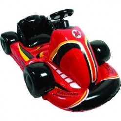 Inflatable Racing Kart for Wii Racing Games by CTA
