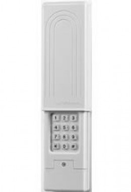 Universal garage door keypad