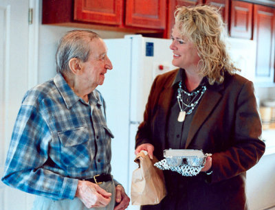 Meals on Wheels needs volunteers
