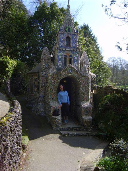 Little Chapel Exterior