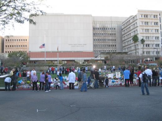 University Medical Center in Tucson, Arizona